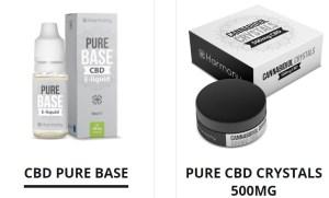 Pure CBD E-Liquids
