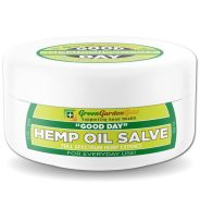 CBD gifts: Green Garden Gold CBD Salve