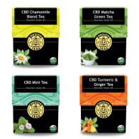 CBD gifts: Buddha Teas CBD Bundle