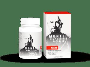 Alert softgels – Montel by Select CBD