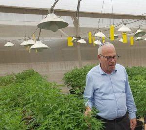 Israeli Minister of Agriculture Uri Ariel.