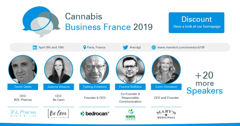 Cannabis Business France 2019