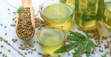 cbd oil hemp seed oil