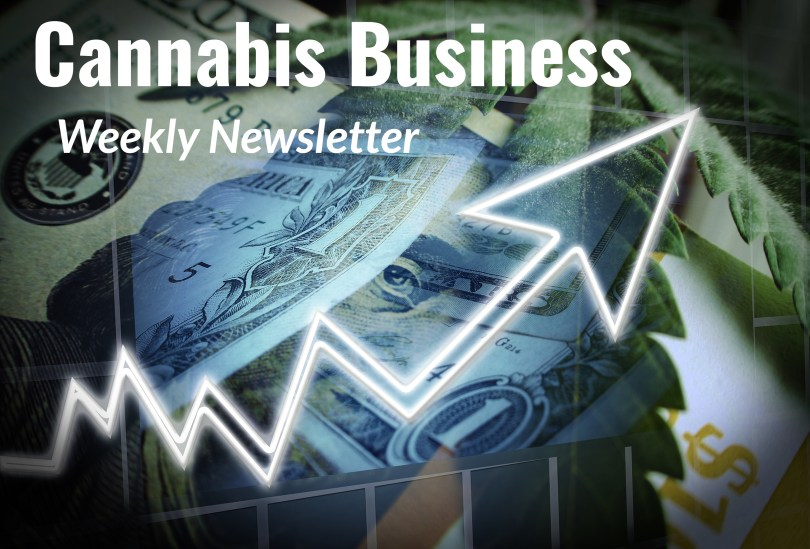 Medical Cannabis Weekly newsletter