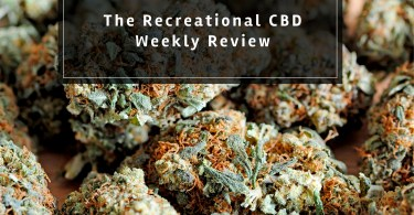 The Recreational CBD Weekly newsletter