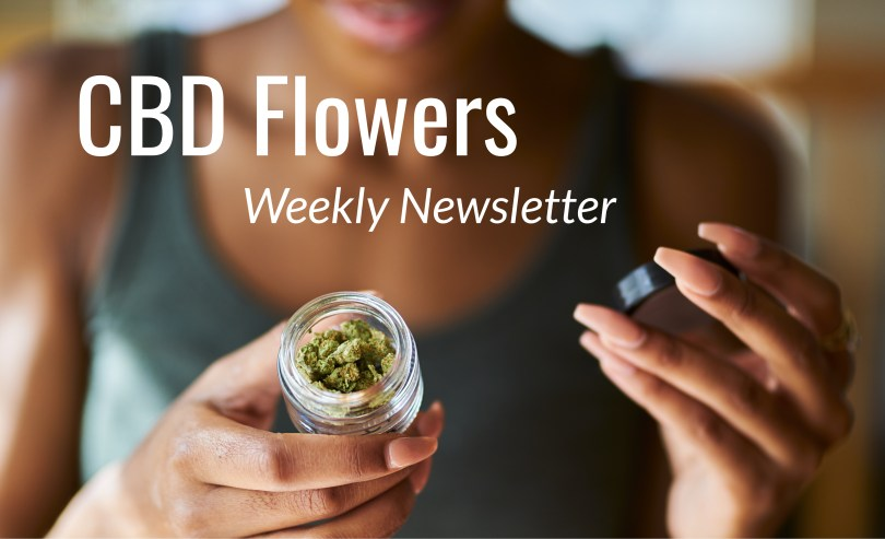 cbd flowers weekly