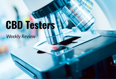 CBD Testers Weekly Newsletter