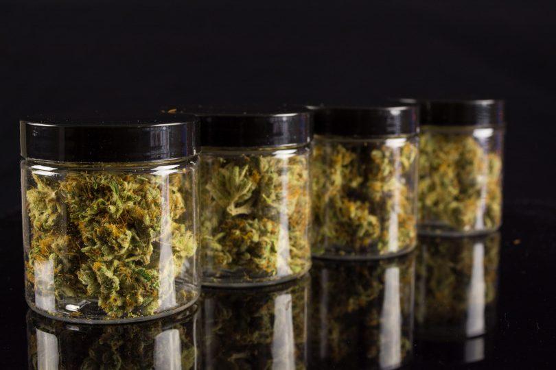 prepackaged hemp cannabis