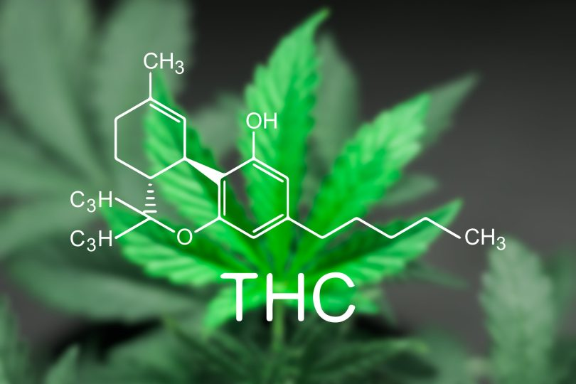 THC isolate
