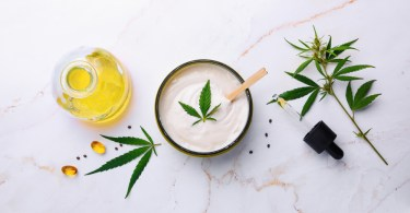 cannabis cosmetics