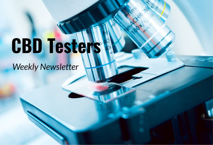 cbd testers weekly