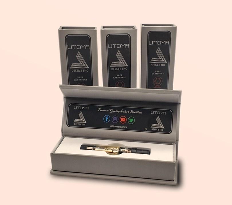 Delta 8 THC - 3 Pack Special - Delta-8 THC Vape Cartridges