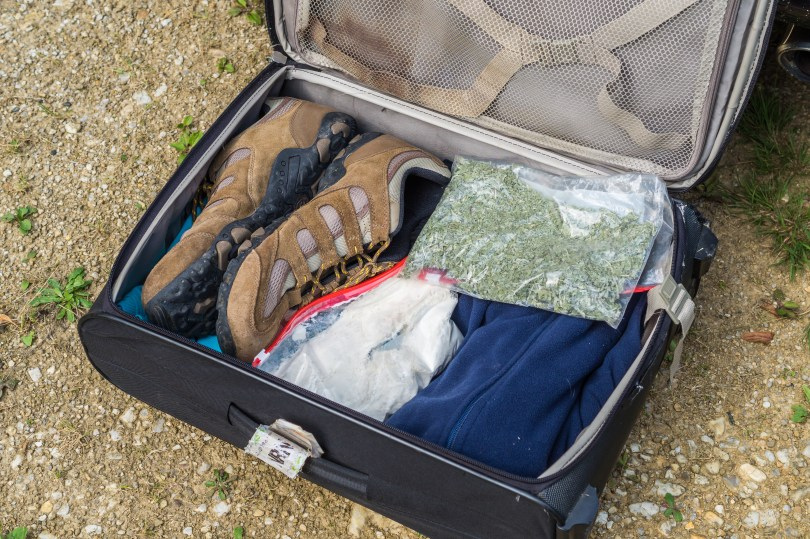 travel with cannabis