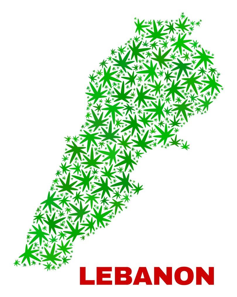 Lebanon legalized medical cannabis