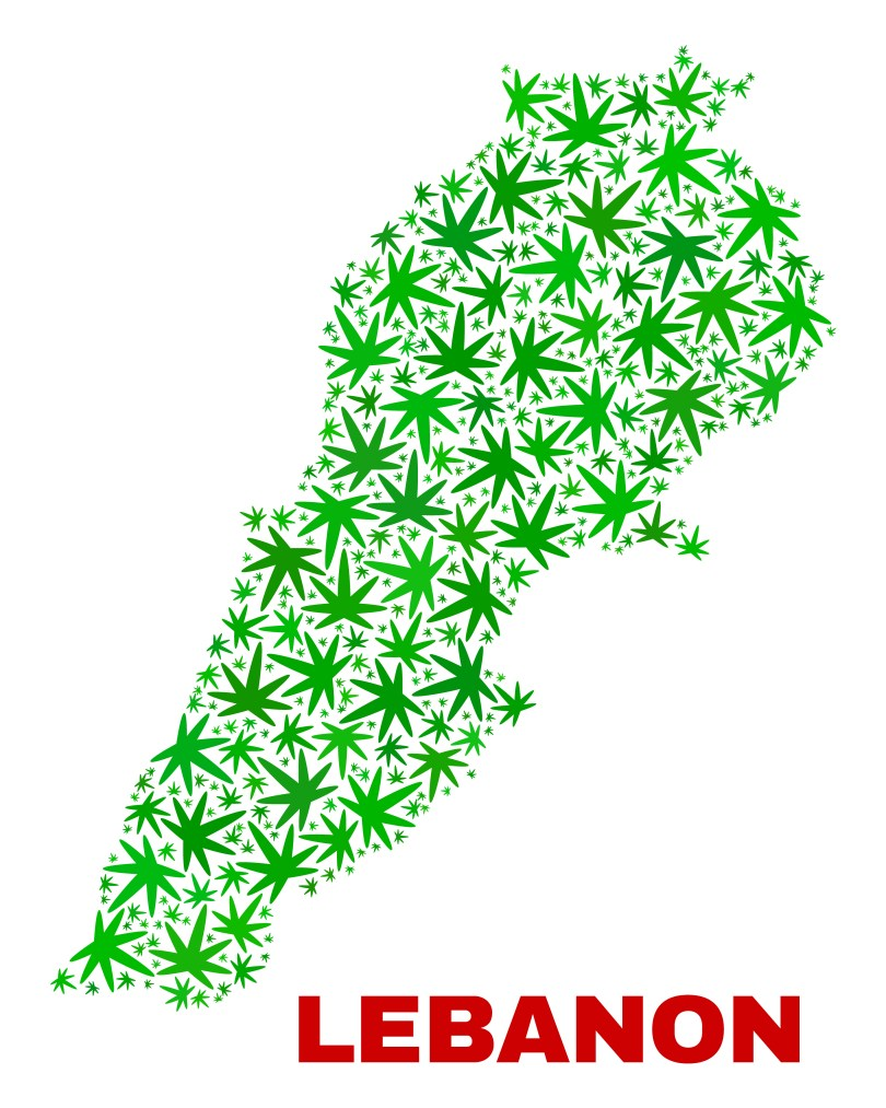 Lebanon legalized medical cannabis