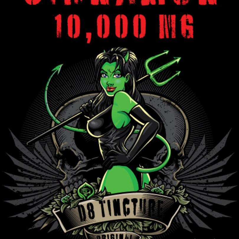 10,000mg Delta-8 THC Tincture