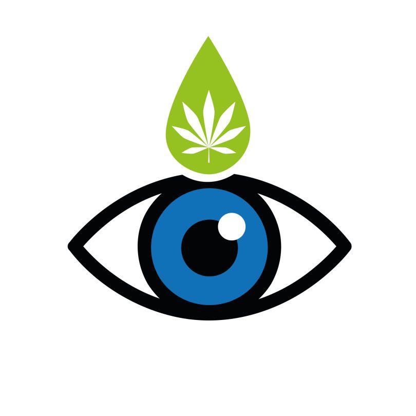 cannabis good for eyes