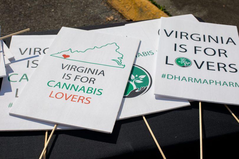 Virginia and cannabis