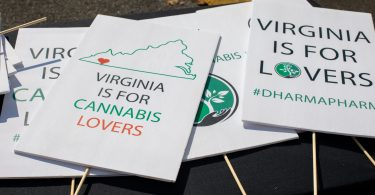 Virginia and cannabis