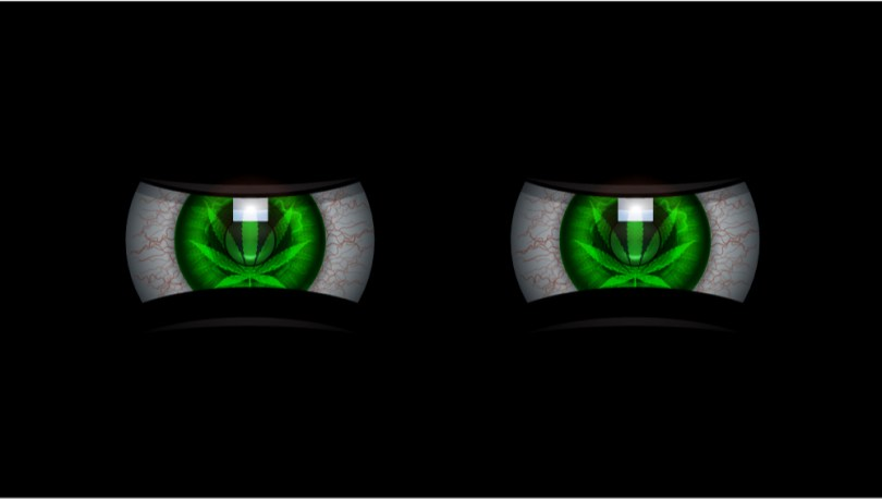 THC and glaucoma