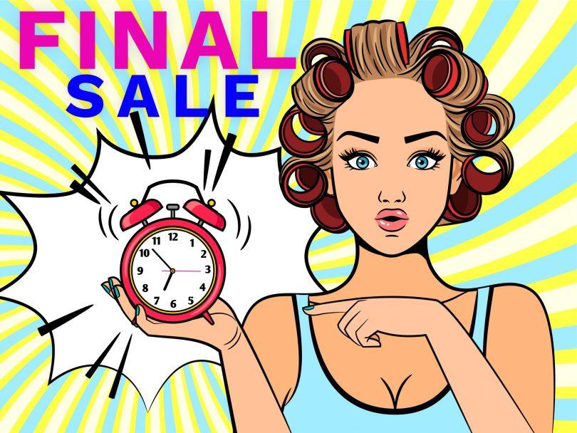 Delta-8 THC Final Sale