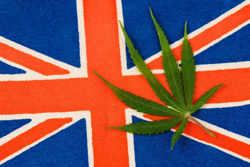 cannabis in UK