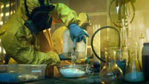 home drug lab