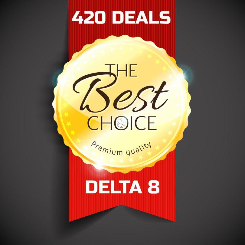 420 Deals - Delta 8 THC