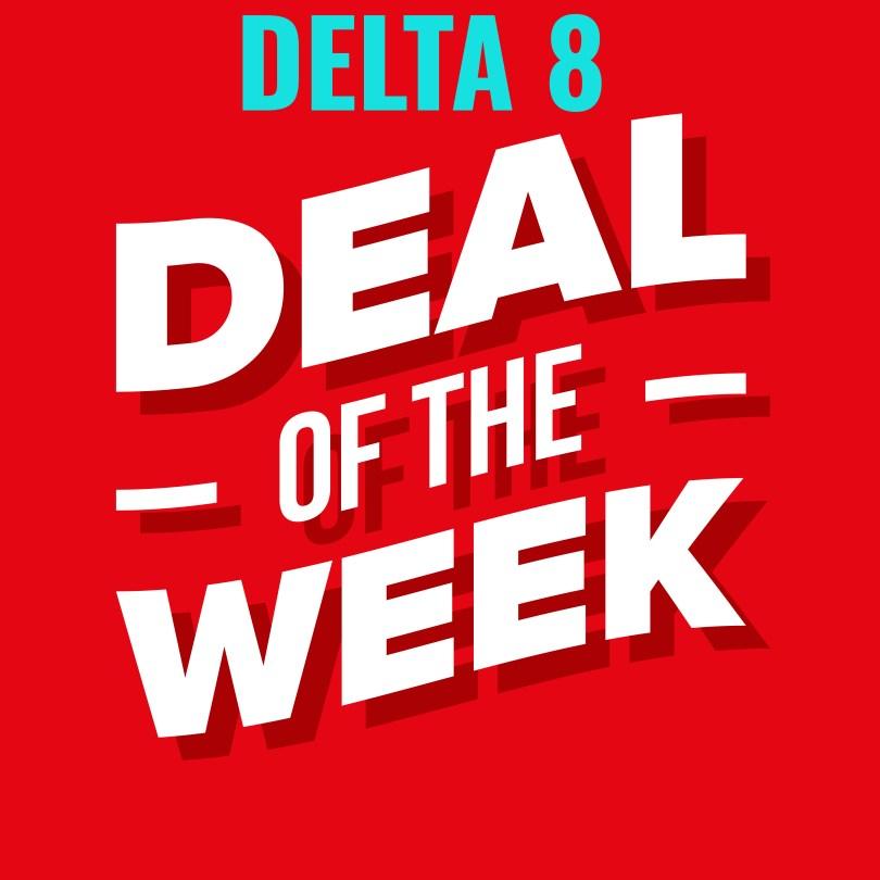 Weekly Delta 8 Deals