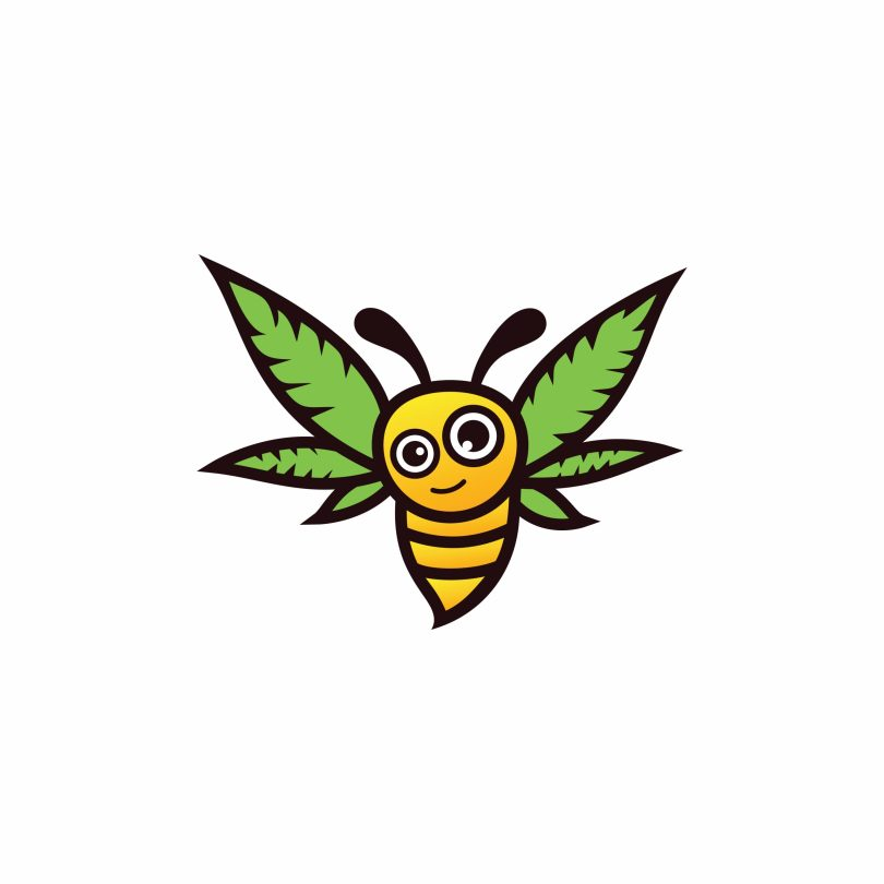 bees and cannabis