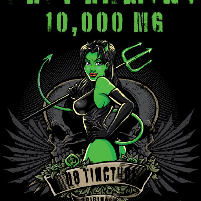 High-Potency 10,000mg Delta 8 Tincture - Only $45/bottle