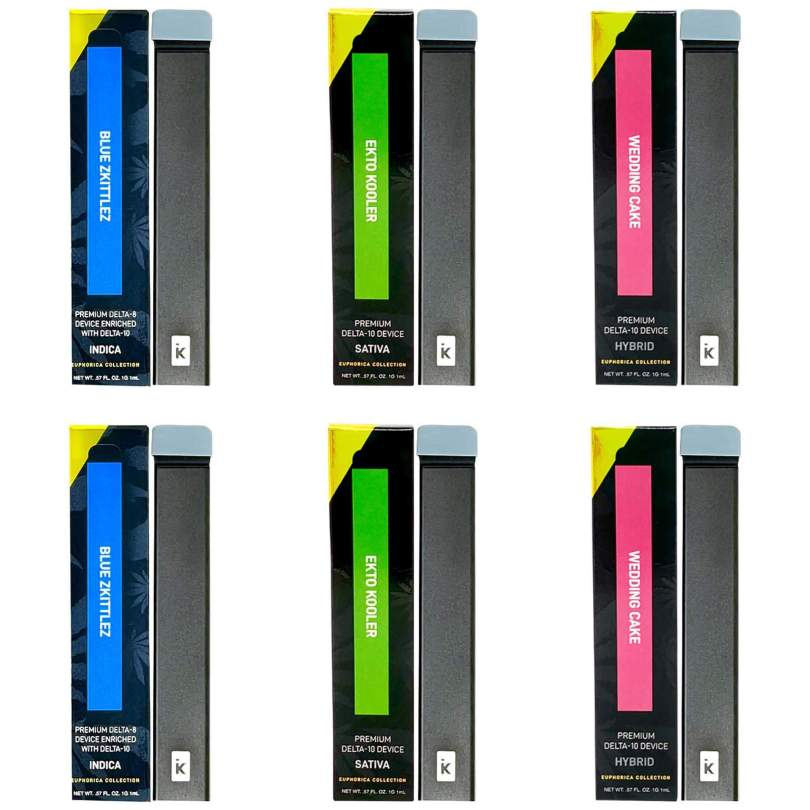 Delta 10 Disposable Vape Bundle