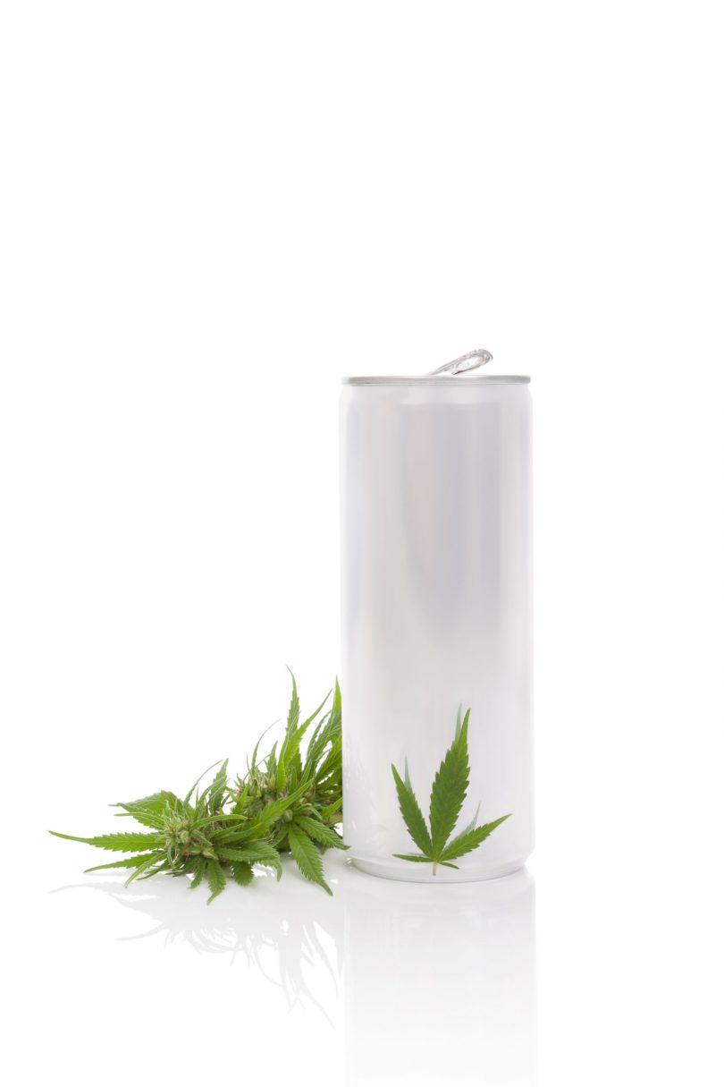 cannabinoid energy drinks