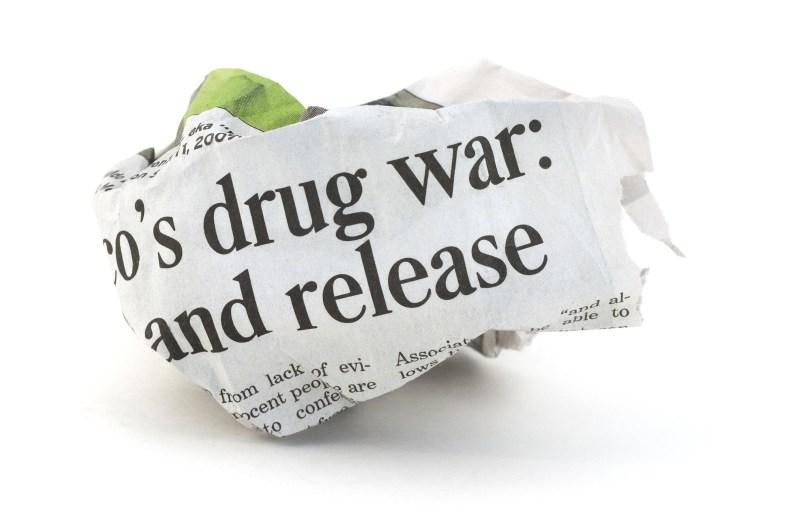 failed war on drugs