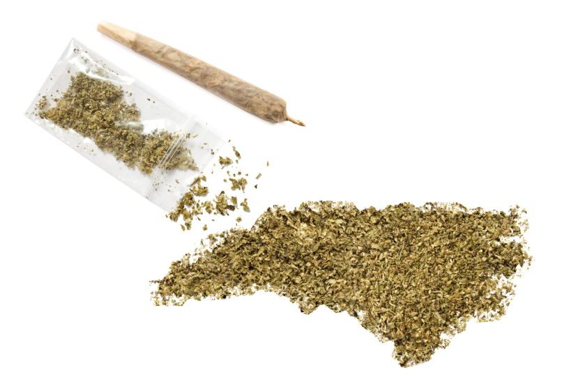 marijuana in North Carolina