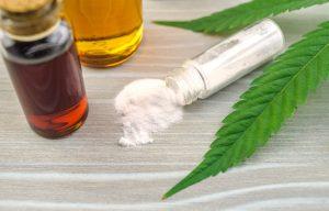 cannabis isolate