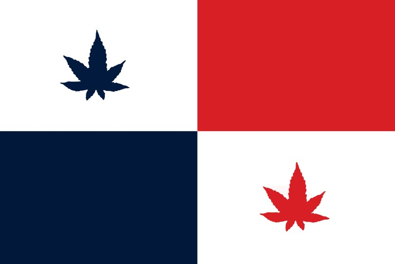 Panama legalized medical cannabis