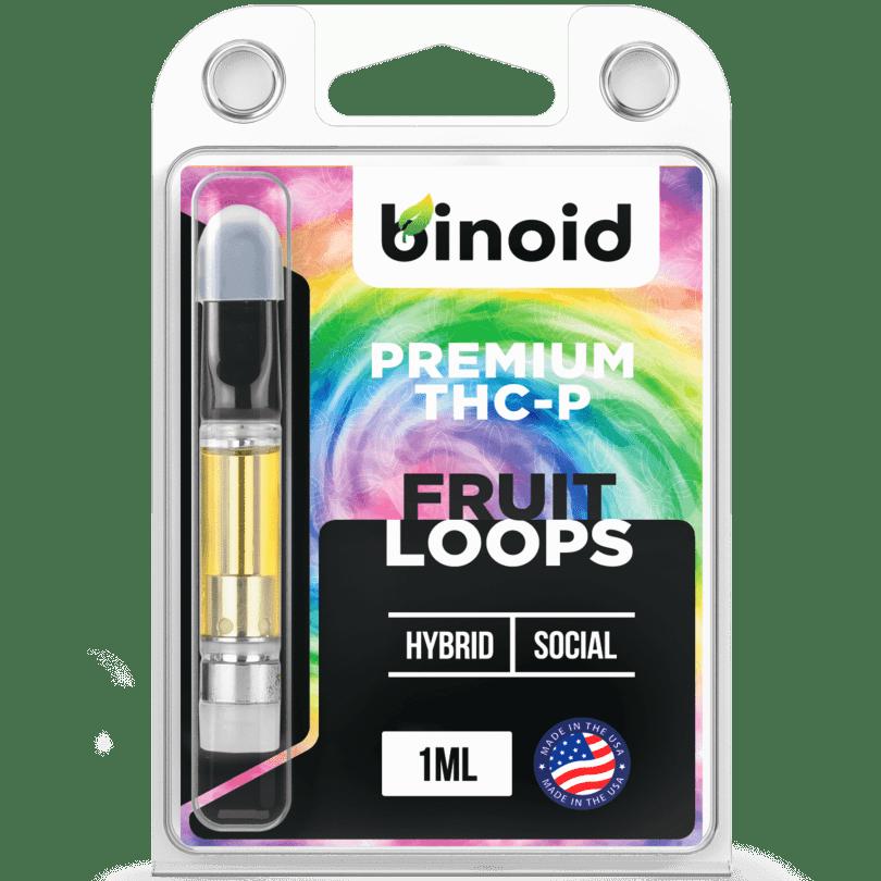 Fruit Loops THCP Carts - Hybrid