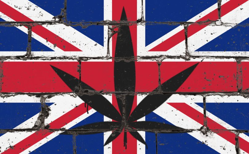 cannabis london