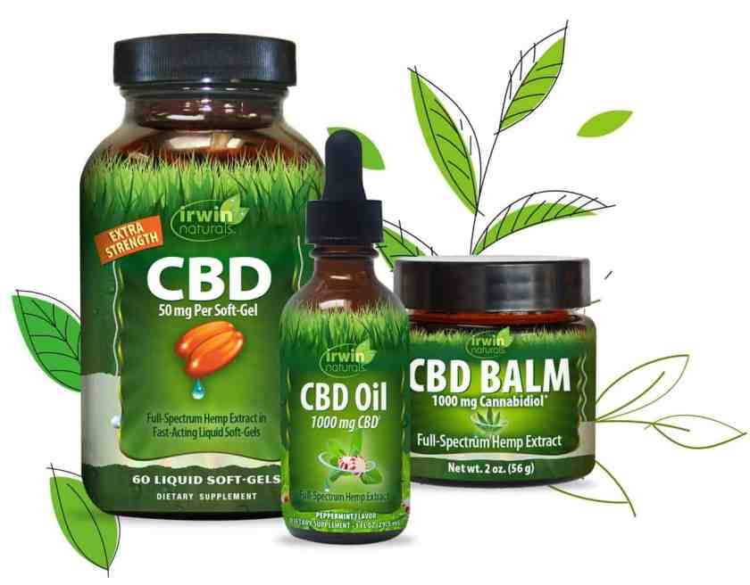 irwin-naturals-cbd-products