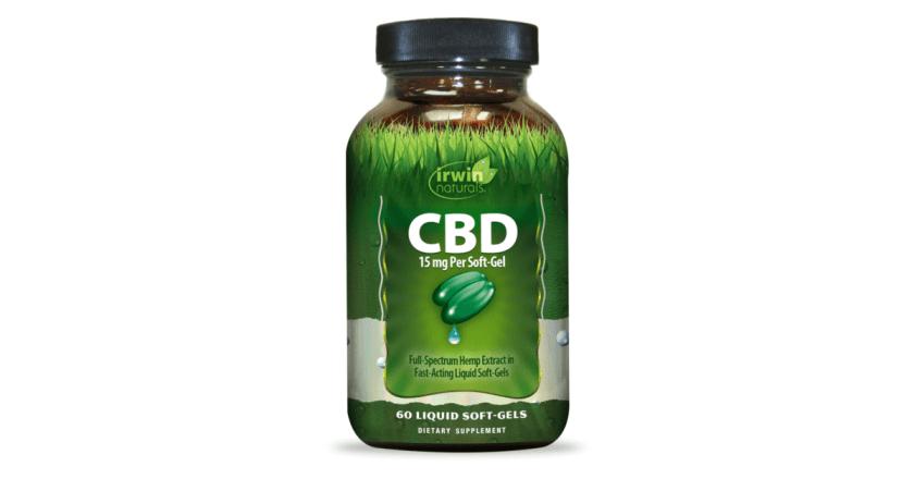 irwin naturals cbd review