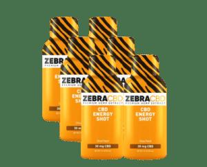 zebra cbd energy shots