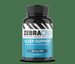 zebra cbd tablets