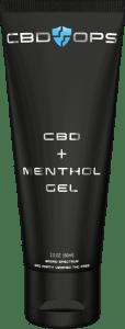 cbd ops cbd menthol gel
