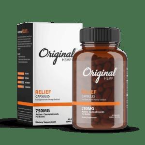 original-hemp-relief-capsules-review