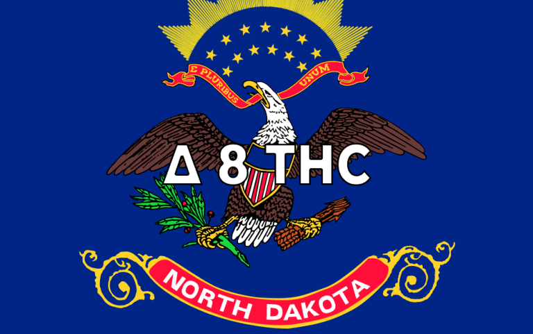 is delta 8 thc legal in north dakota
