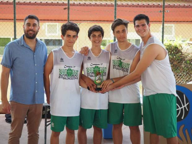 EQUIPO CAMPEON V 3X3 29-6-18