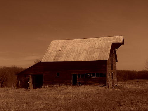 Old Barn (Used with permission.)