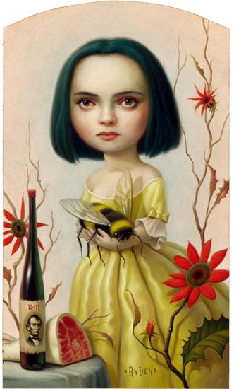 Christina, by Mark Ryden