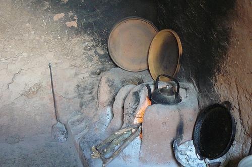 Berber Kitchen (Photo credit: Jon Lean)